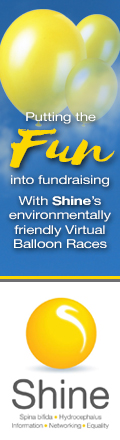 Shine's Saving Lives race - Right Advertising Banner